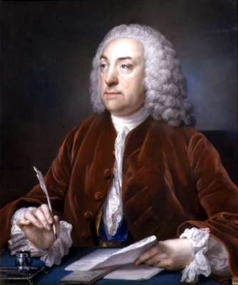 Portrait of Taylor White Treasurer of the Foundling Hospital 175