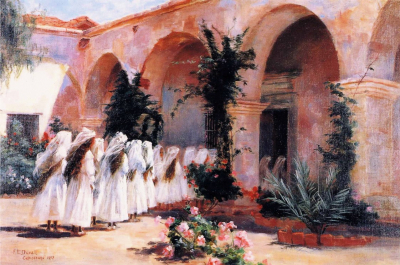 First Communion San Juan Capistrano