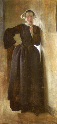 Josephine - the Breton Maid