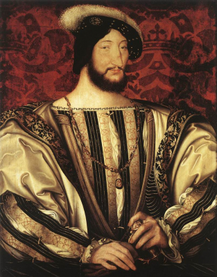 Portrait of Francois I, King of France