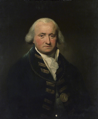 Rear-Admiral Sir Thomas Pasley