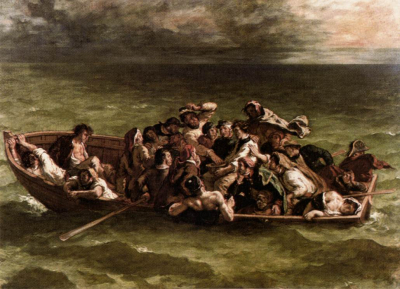 Shipwreck of Don Juan