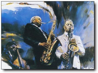 Jazz Paintings N030