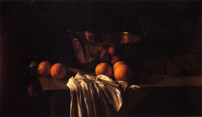 Still LIfe with Oranges and Marmalade
