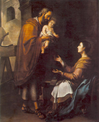 The Holy Family II