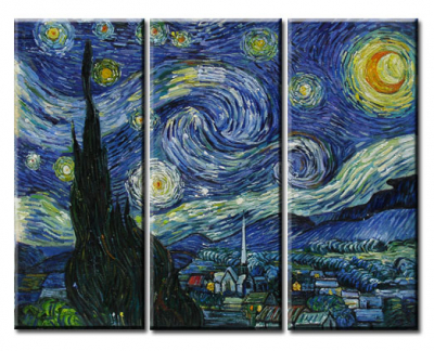 Van Gogh Starry Night Sets
