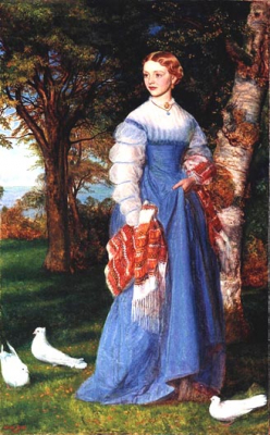 Portrait of Mrs. Louisa Jenner