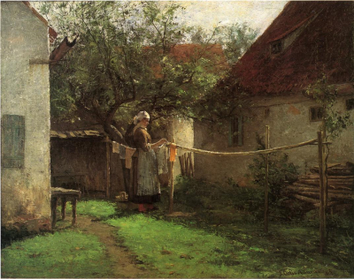 Wash-Day-Bavaria-1885