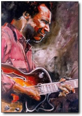 Jazz Paintings N025