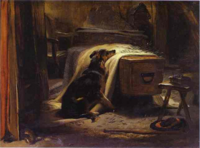 The Old Shepherd's Chief Mourner
