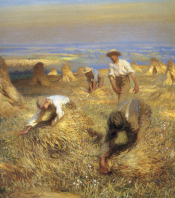 Harvesting the Sheaves