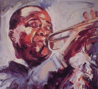 Jazz Paintings N045