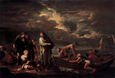 Pythagoras and the Fisherman