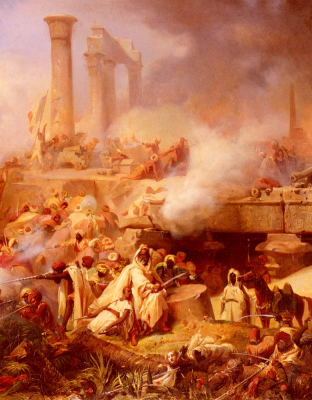 The Battle of Heliopolis