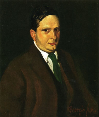 The Green Tie - A Portrait of Edward H. Smith
