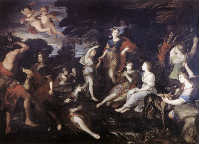 The Hunt of Diana
