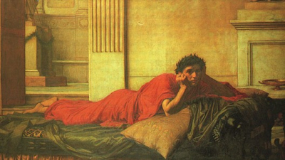 The Remorse of Nero after the Murder of his Mother