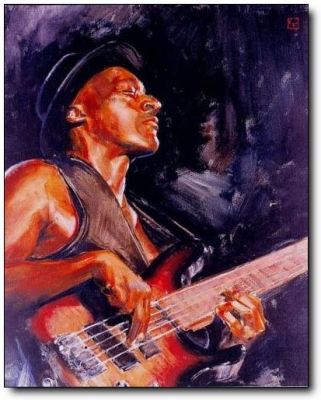 Jazz Paintings N027