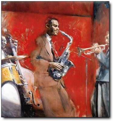 Jazz Paintings N028
