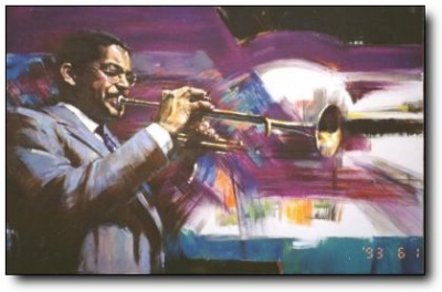Jazz Paintings N039