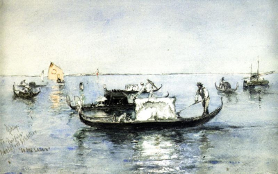 On the Lagoon, Venice