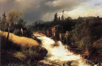 The Old Water Mill II