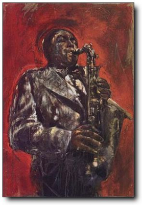 Jazz Paintings N026