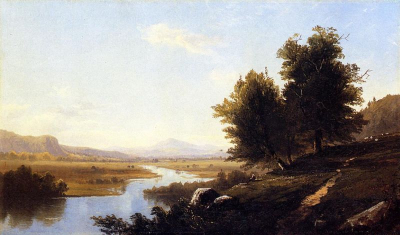 Landscape, The Saco from Conway