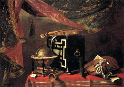 Still-life with Instruments
