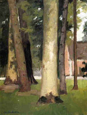 Yerres, Through the Grove, the Ornamental Farm