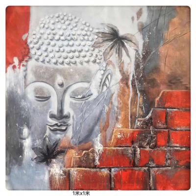 In-stock Buddha Painting N001
