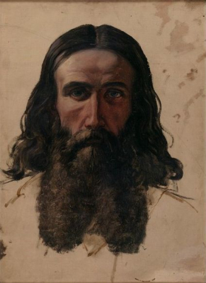 Life Study (Head of Christ)