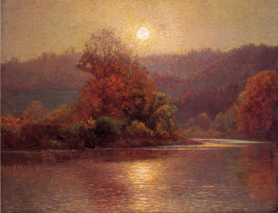 The-Closing-of-an-Autumn-Day-1901