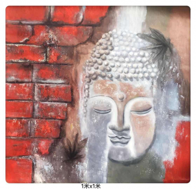 In-stock Buddha Painting N002