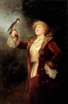 Ellen Terry as Lucy Ashton
