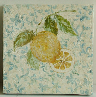 Fruit Decor Art N042
