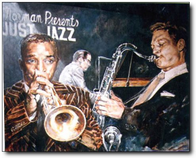 Jazz Paintings N038