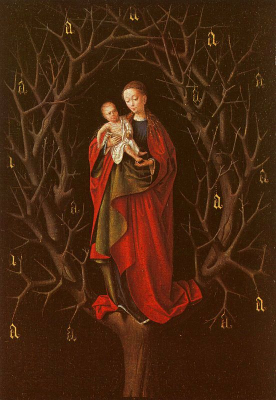 Our Lady Of The Barren Tree