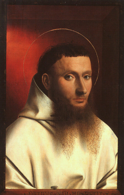 Portrait Of A Carthusian