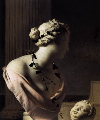 Still-Life with a Bust of Venus