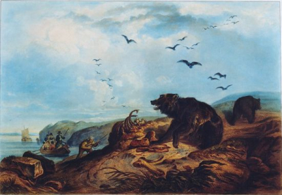 Hunting of the Grizzly Bear