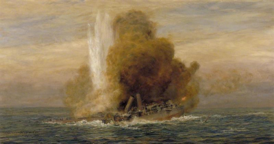 Loss of HMS Pathfinder