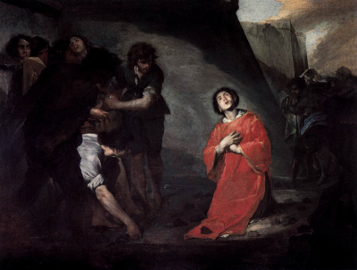 Martyrdom of St Stephen