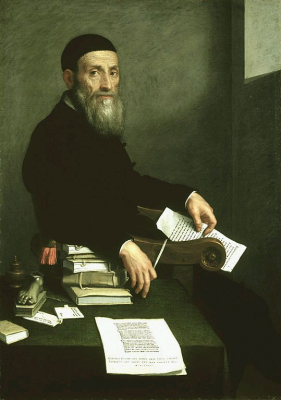 Portrait of Giovanni Bressani
