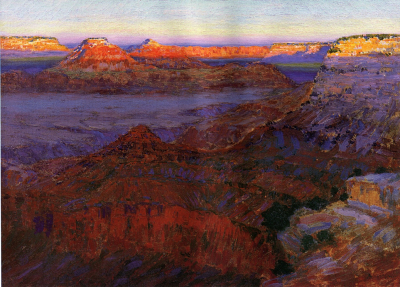 The Grand Canyon 1911 1912