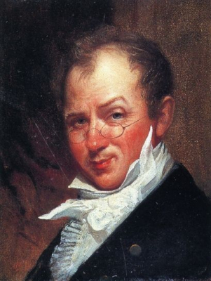 Self-Portrait in Colonial Dress