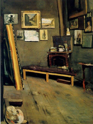 Studio of the Rue Visconti