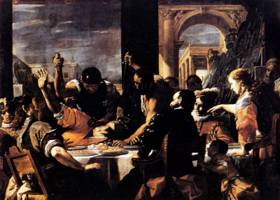 The Banquet of Baldassare
