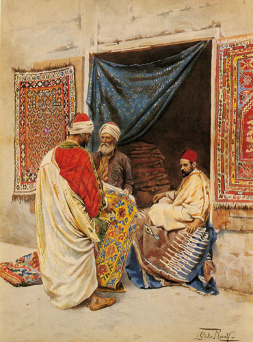 The Carpet Merchant