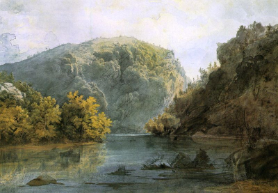 The Delaware Water Gap